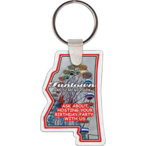 Promotional Dog Tags-KT-18592-FC