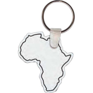 Africa shape key tag,