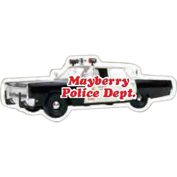 Police car shape thin