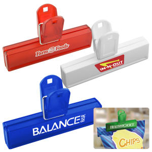 Promotional Bag/Chip Clips-K-109