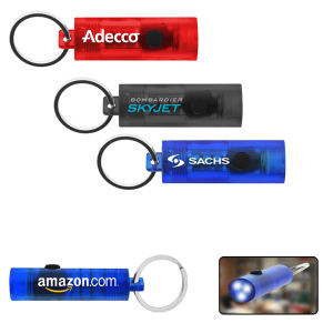 Promotional Keytags with Light-L-283