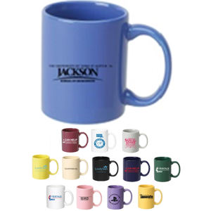 Promotional Drinkware Miscellaneous-CAFE-MUG-J127