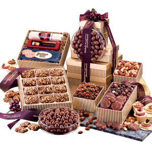 Promotional Gourmet Gifts/Baskets-GS857-Candy