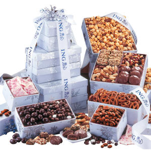 Promotional Gourmet Gifts/Baskets-SF871-Candy