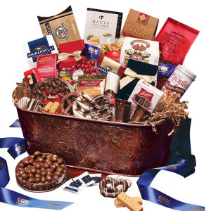 Promotional Gourmet Gifts/Baskets-CRH4872B-Food