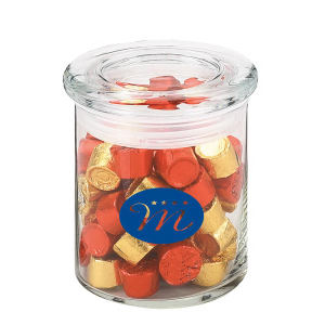 Promotional Apothecary Jars-CANDY-JAR-J34