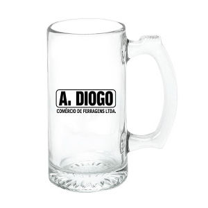 Promotional Glass Mugs-BEER-MUG-J75