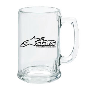 Promotional Glass Mugs-BEER-MUG-J78