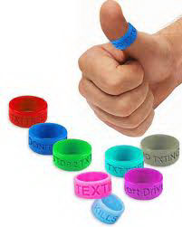 Promotional Wristbands-STRDE