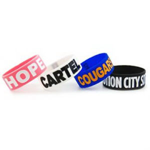 Promotional Wristbands-CBCF