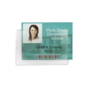 Promotional Vinyl ID Pouch/Holders-805