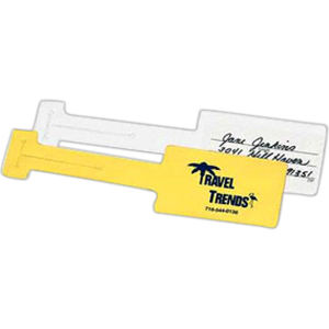 Promotional Luggage Tags-325