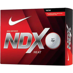Promotional Golf Balls-NDX CAT