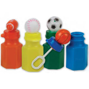 Mini sports bubbles. Overall