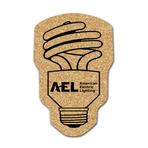 CFL light bulb shaped