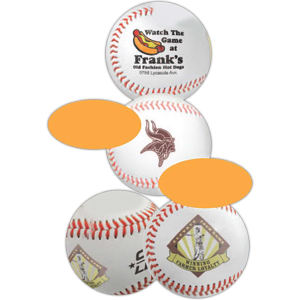 Promotional Baseballs-BASE