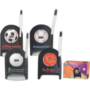 Sport clock desk set
