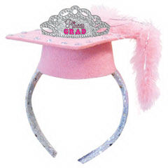 Graduation princess tiara, blank