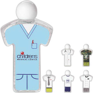 Uniform hand sanitizer with