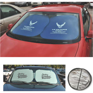Promotional Sun Shades/Window Signs-SUNSHDSQ