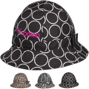 Custom imprinted promotional sun hat