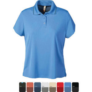 2XL - Ladies polo