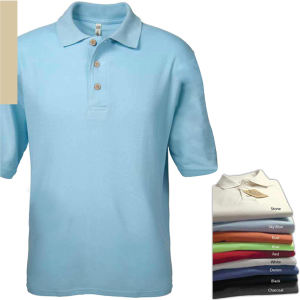 Promotional Polo shirts-2305-BPK