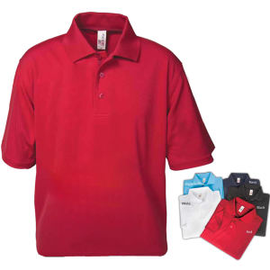 Promotional Polo shirts-1344-PTM