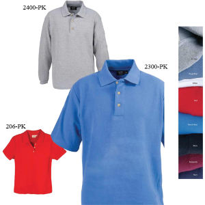 Promotional Polo shirts-2400-PK