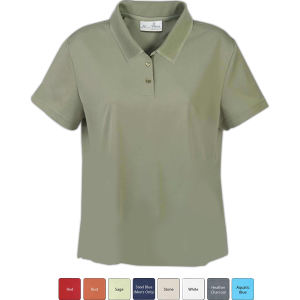 2XL - Ladies' polo.