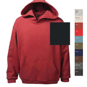 2XL - Men's Hooded