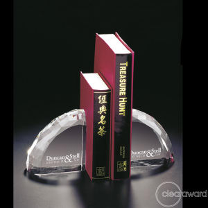 Promotional Book Ends-CA-D409