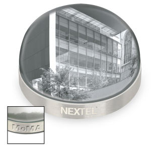 Photo dome paperweight.