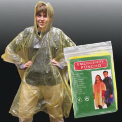 Promotional Rain Ponchos-OUT001
