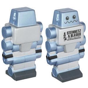 Robot shape stress reliever.