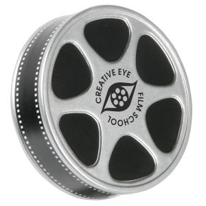 Film reel shape stress