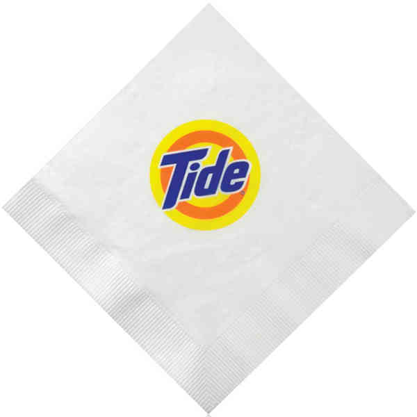 3-ply luncheon napkins -