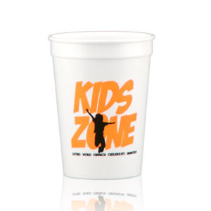 Promotional Stadium Cups-T-ST12-White