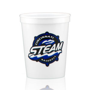Promotional Bottled Water-T-ST16-White