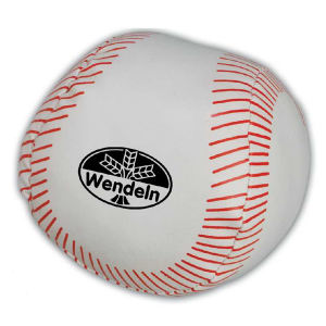Baseball pillow stress ball.