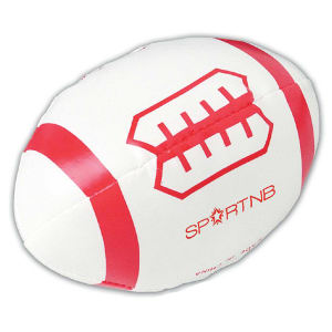 Football pillow ball.