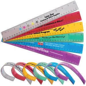 Promotional Rulers/Yardsticks, Measuring-612