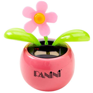 Imprinted Dancing Flower Pot