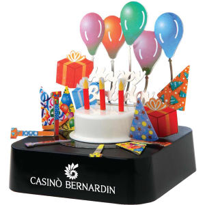Promotional Executive Toys/Games-DA560 BIRTHDAY