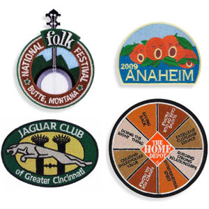 Promotional Patches-EMB100-200