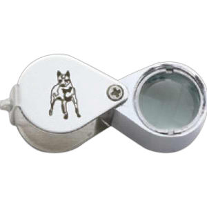 Doublet loupe for jeweler