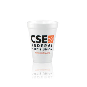 Promotional Foam Cups-T-S12