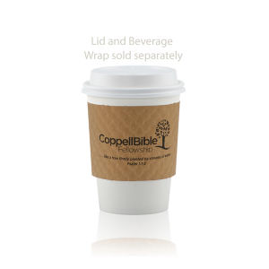Promotional Paper Cups-T-PC12-White