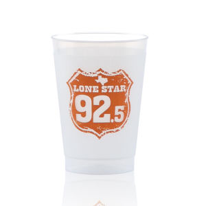 Promotional Plastic Cups-H-P8