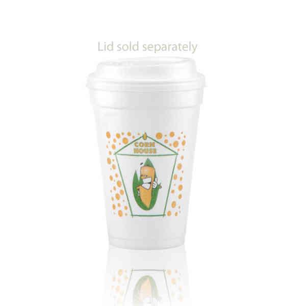 16 oz Foam Cup,